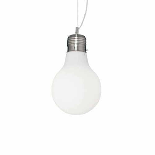 Lampada a sospensione Ideal Lux LUCE SP1 SMALL BIANCO Colore Bianco