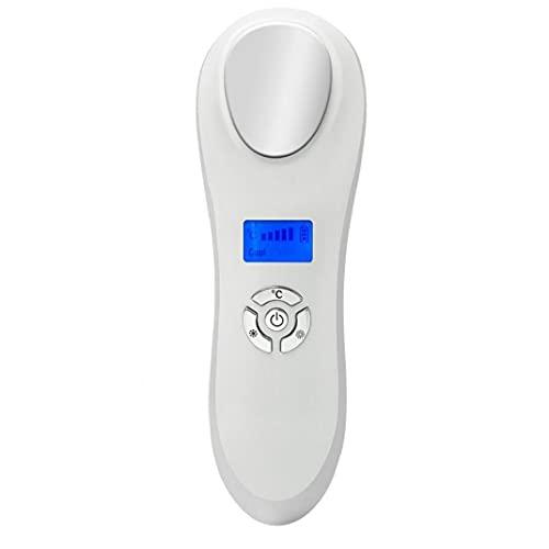 GGOOD Caliente y fría de la Cara masajeador eléctrico Dispositivo de Levantamiento de la Piel de la máquina Facial Antiarrugas para la Piel Exfoliante Limpieza Profunda Blanca Productos de Cuidado