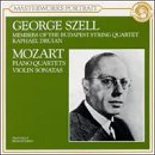 Mozart: Piano Quartes Nos. 1 & 2 KV. 476 & KV. 493 Violin Sonatas KV. 301 & KV. 296