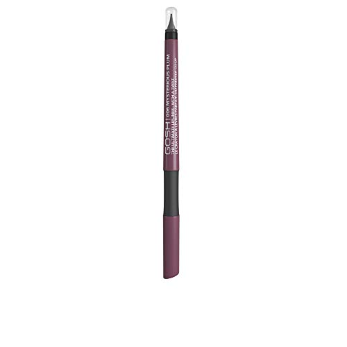 Gosh The Ultimate Lipliner With A Twist 006 Mysterious Plum
