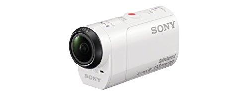 Sony HDR-AZ1 - Action Cam Mini AZ1VR con Wi-fi y control remoto Live View, blanco