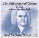 Bach Well Tempered Bkii , Korevaar (2cd)