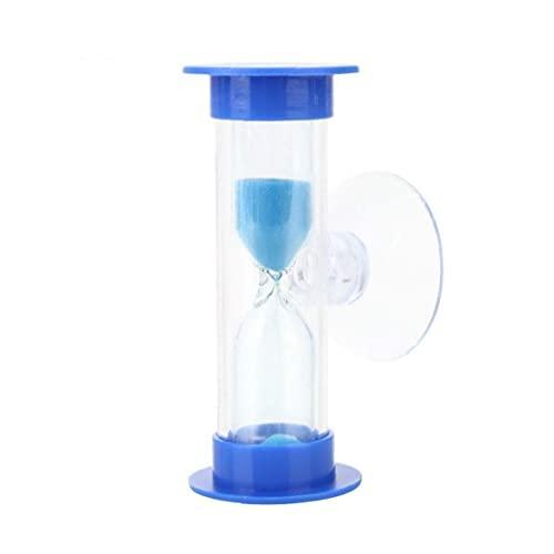 TOSSPER Reloj Colorido con Ventosa para Hogar Temporizador Ducha Baño Accesorios Prácticos...