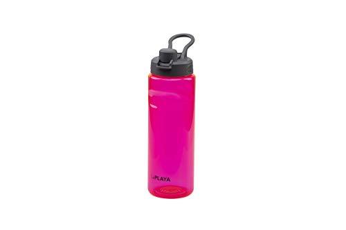 LaPLAYA Trinkflasche LaPLAYA Isotitan Trinkflasche, 0, 75L, pink, pink, 0, 75L, 538703