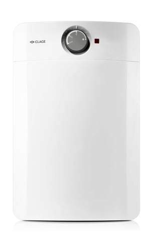 CLAGE Kleinspeicher S10-U Untertischspeicher 2,2 kW 230V 10 Liter Wasserboiler