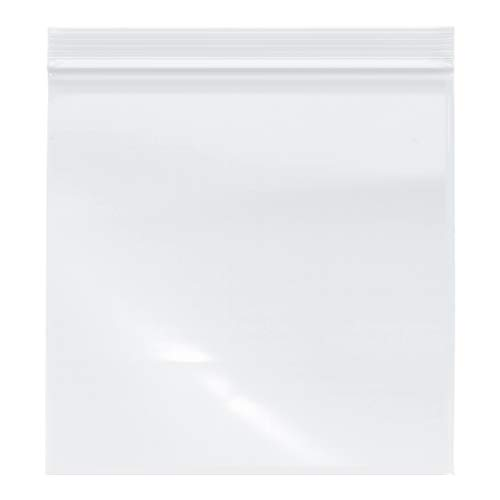 Plymor Heavy Duty Plastic Reclosable Zipper Bags, 4 Mil, 4″ x 4″ (Case of 1000)