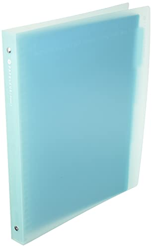 キョクトウ バインダー パペルールブリューム 30穴 A4 LN224B 青