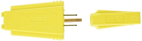 Wrap-On 35500 Connector Kit Plug & Lighted End Cap