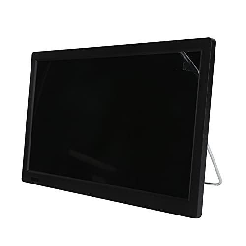 Televisor Digital LED 1080P, portátil de 13 Pulgadas, tamaño 16: 9, Compatible con Tarjetas USB y SD/MMC, batería de Litio Recargable, Adecuado para cocinas al Aire Libre en automóviles, caravanas,