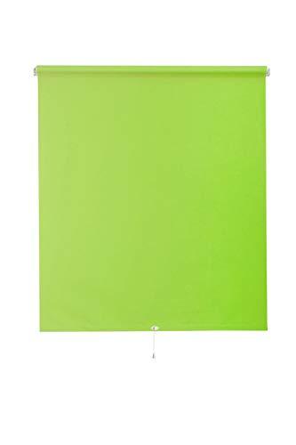 Sunlines HWA10032 Springrollo Tageslicht, Stoff, hellgrün,102 x 180 cm