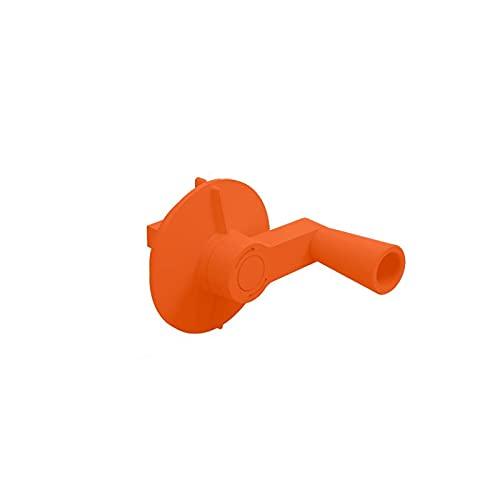 ars-imago LAB-BOX 現像タンク用 手回しクランク Orange
