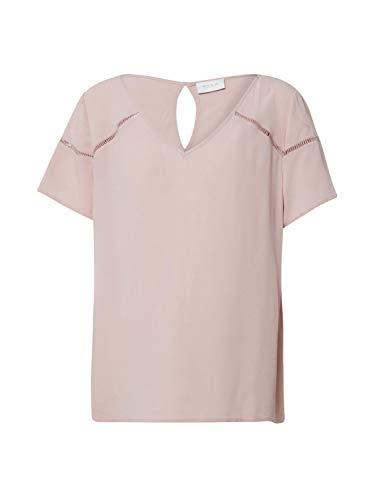Vila Damen Bluse VIMERO rosa 34 (XS)