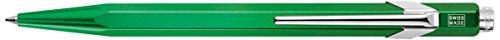 CARAN d'ACHE - Kugelschreiber 849 METAL-X aus Metall - Grün