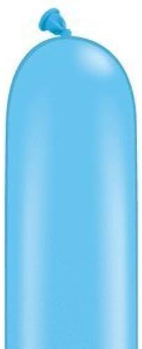 ventas calientes Qualatex 350Q Medium Twisting Twisting Twisting Balloons, Pale azul - Pack of 100 by Qualatex  almacén al por mayor