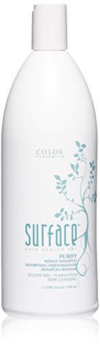 Surface Hair Purify Deep Cleansing Shampoo, 32 Fl Oz