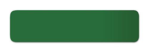 Anhänger Planen Reparatur Pflaster | in vielen Farben erhältlich | 40cm x 10cm | SELBSTKLEBEND | Speed Repair | RAL 6001 smaragdgrün