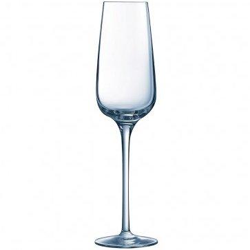 C&S - 6 bicchieri da champagne da 21 cl, collezione Sublym di Chef & Sommelier