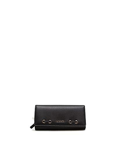 Portafoglio Liu Jo armonica XL bifold AA1252 E0027 nero