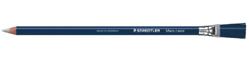 ステッドラー 鉛筆型字消し 万年筆・ボールペン用 ハケ付 526 61 3本セット