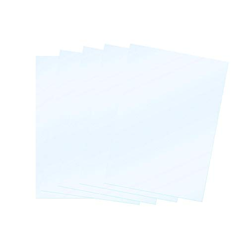 Release Film, Light-Curable LCD 3D Printer Accessories Ultraviolet Transmittance (92)(5PCS )