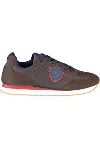 U.S. POLO BEST PRICE NOBIL002M/ANH1 - Zapatillas deportivas para hombre, Marrón Dbr, 41 EU