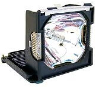 Mogobe 交換用プロジェクターランプ ハウジング内用 サンヨーPLC-XP40 PLC-XP45 PLV-70 PLV-75 PLC-XP45L PLV-70L PLV-75L PLC-XP40L PLC-XP40B PLC-XP45B P...