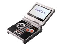Game Boy Advance SP Classic NES