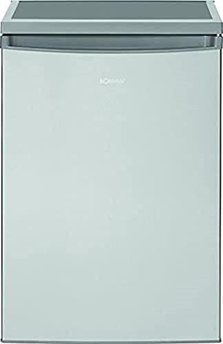 Lodówka Bomann VS 2185, A++, 84,5 cm, 93 kWh/rok, część chłodząca o pojemności 137 l, bezstopniowa regulacja temperatury
