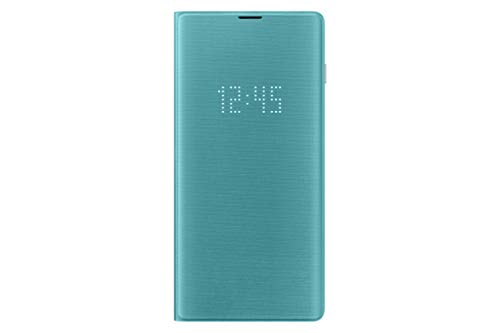 Samsung Led View Cover, funda oficial para Samsung Galaxy 10+, color verde