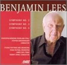 Less: Symphonies Nos. 2, 3 & 5