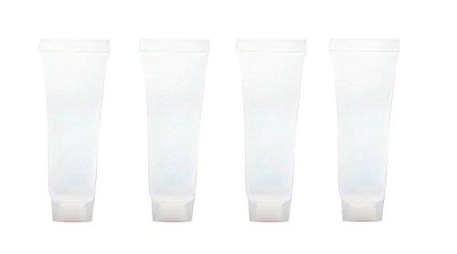 20 PCS 15 ML Soft Tubes Bouteilles Avec Flip Cover-Makeup Cosmetic Facial Cleaner Bain Douche Shampooing Gel De Douche Lotion Pour Le Corps Lotion Échantillon de Récipient De Stockage