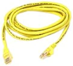 Belkin A3L791-03-YLW-S 3-Feet Cat 5E Network Cable