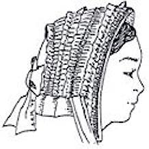 1860s Drawn Bonnet Pattern