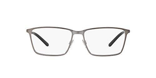 Ralph Lauren 0RL5103 Monturas de Gafas, Brushed Matte Gunmetal, 54 para Hombre