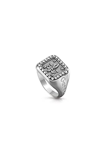 Anillo Guess jewelly man / signet giglio ring/ UMR70004-66