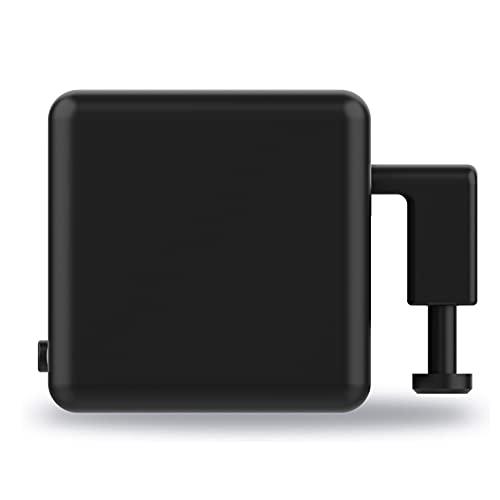 Smart Switch Button Pusher: Smart Bluetooth Fingerbot, Smart Life Tuya App or Timer Control, No Wiring, Switch Bot Button Pusher for Light Switch Doorbell Coffee Maker Fan (black)