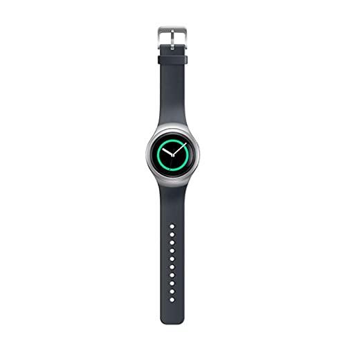 XUEMEI Silicone Smart Watch Band Correas De Colores Sólidas para Samsung Gear S2 SM-R720 SM-R730 Pulsera Deportiva Correa Adulto (Color : 6)