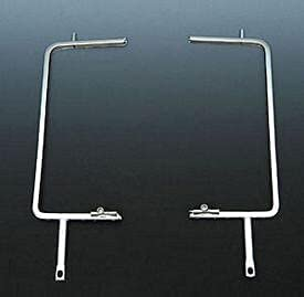 Eckler's Chevy Vent Special Campaign Window Frames 57-135781-1 1955-1957 ! Super beauty product restock quality top! Sedan