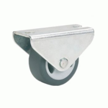 D/öner 45 x 17 mm helmer 790140C gris rueda de pl/ástico, Muebles de ricino