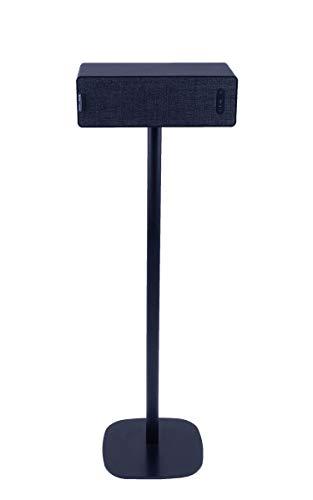 Vebos Standfuß IKEA Symfonisk horizontal schwarz - Hohe Qualität en optimales Klangerlebnis in jedem Zimmer - IKEA Symfonisk horizontal