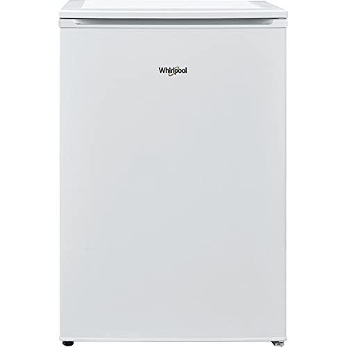 Whirlpool - Frigorifero 1 porta W55VM 1110W 1 bianco, auto-scongelamento, 83,8 x 54 x 59,5 cm, efficienza NEL F