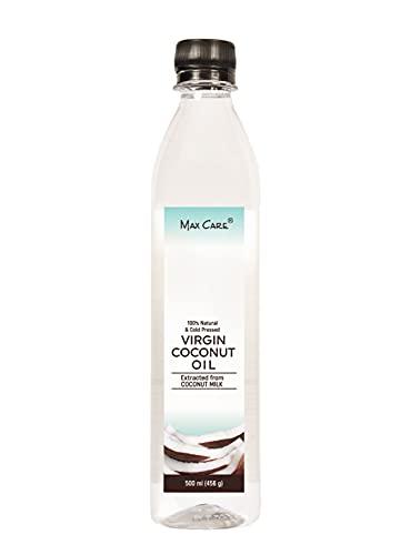 Maxcare Virgin Coconut Oil (Cold Pressed) 500ML