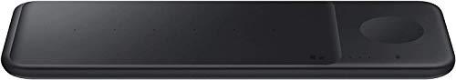 Samsung EP-P6300TBEGEU Trio Wireless Charger Pad, Nero