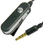 Line control converting cable adaptador de auriculares para iPhone 2G, 3G, 3GS,...
