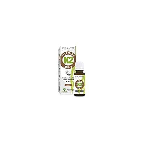 D.PLANTES - Vitamine k2 huile 20 ml