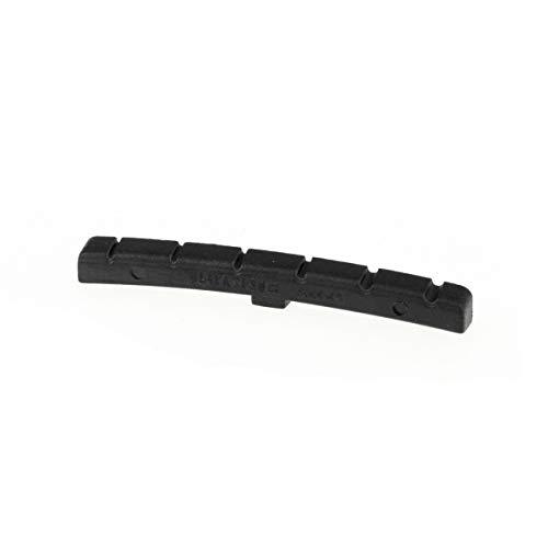 Graph Tech PT-5000-00 BLACK TUSQ XL Cejuela Cejilla Ranurada para Guitarras Eléctricas...