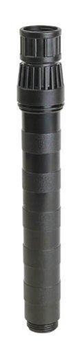 Oase 52270 Teleskop-Düsenverlängerung Rallonge de buse télescopique TE 10 K, Noir