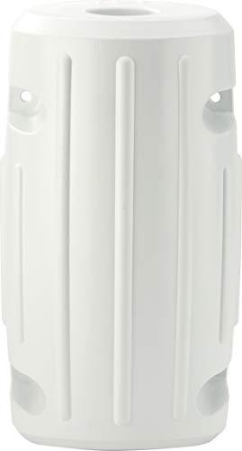 attwood 93533-1 Dock Fender Post Slide On White