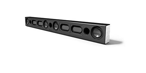 Monitor Audio- SB-3 Passive LCR Soundbar (Black)