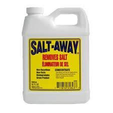 Sea-Doo Salt Away 946ml Lava Via Il Sale, Crea Rivestimento Protettivo